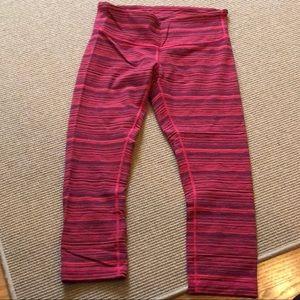 lululemon athletica Pants - New lululemon wunder under crop
